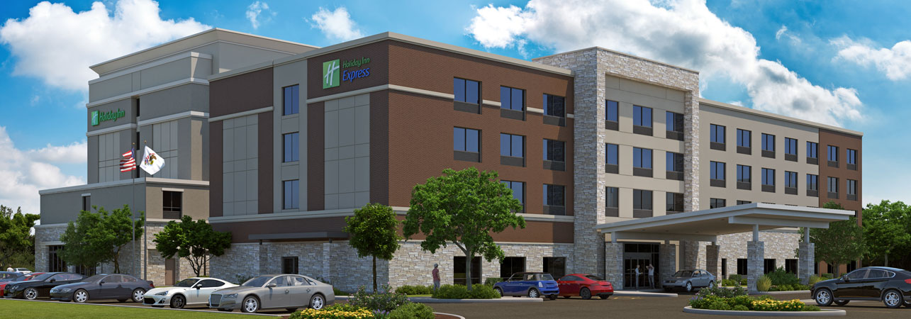 Holiday Inn Dualbrand | Martingale Rd.